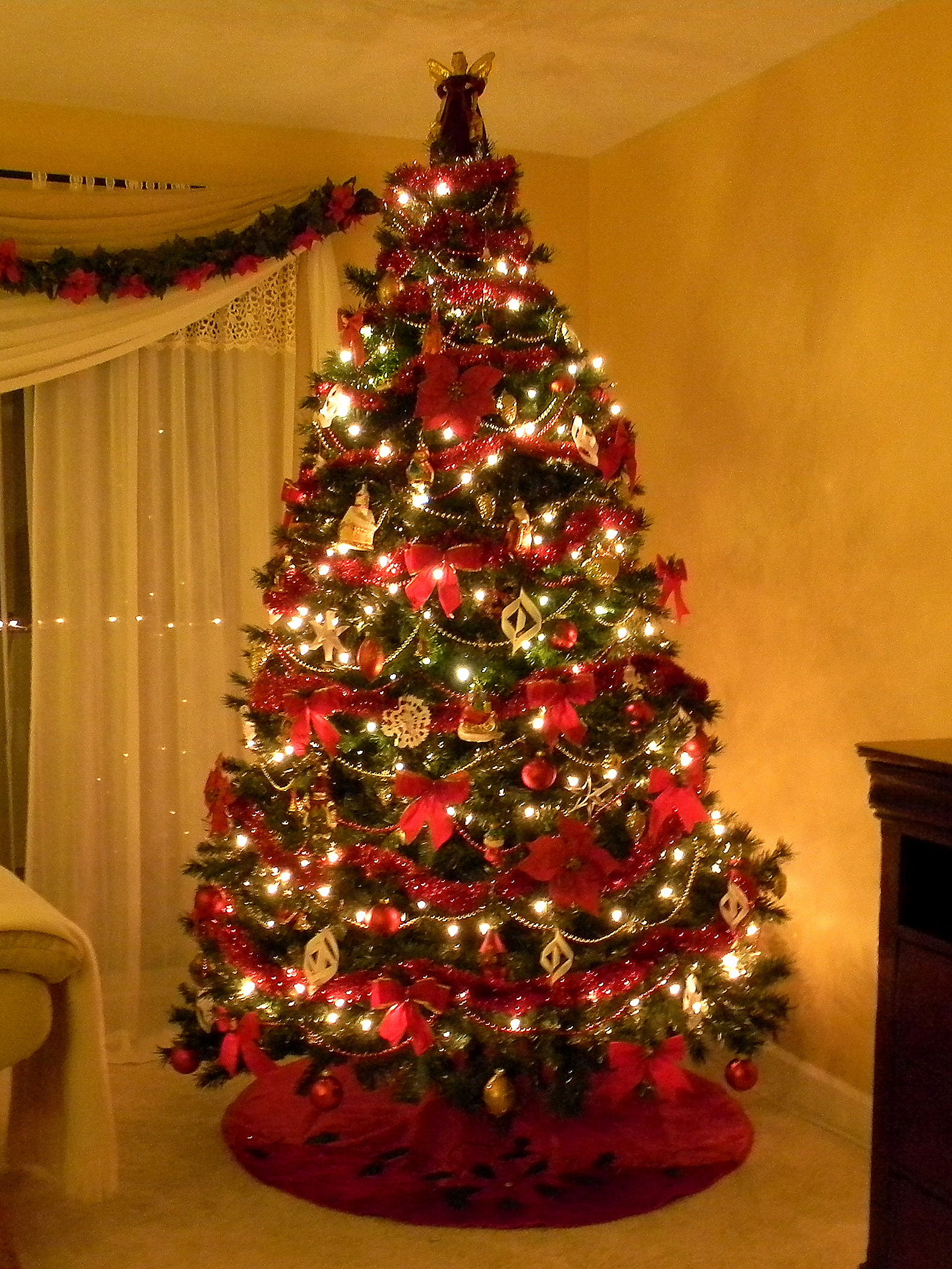 The 2012 best decorated christmas tree contest - Christmas tree decorating best ideas ...