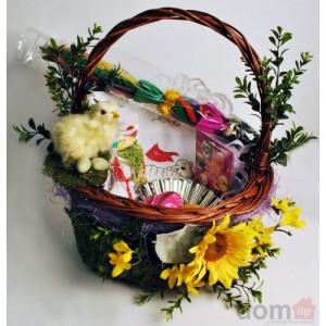 Homemade easter baskets ideas