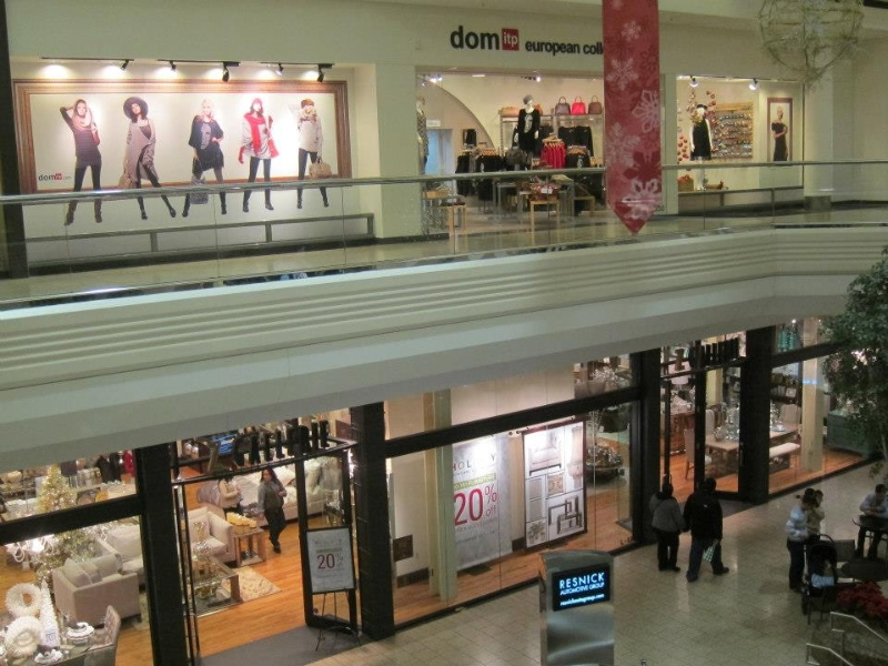 Dom Itp Opens New Location In Woodfield Mall Schaumburg