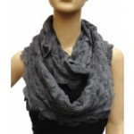 Infinity scarves from California