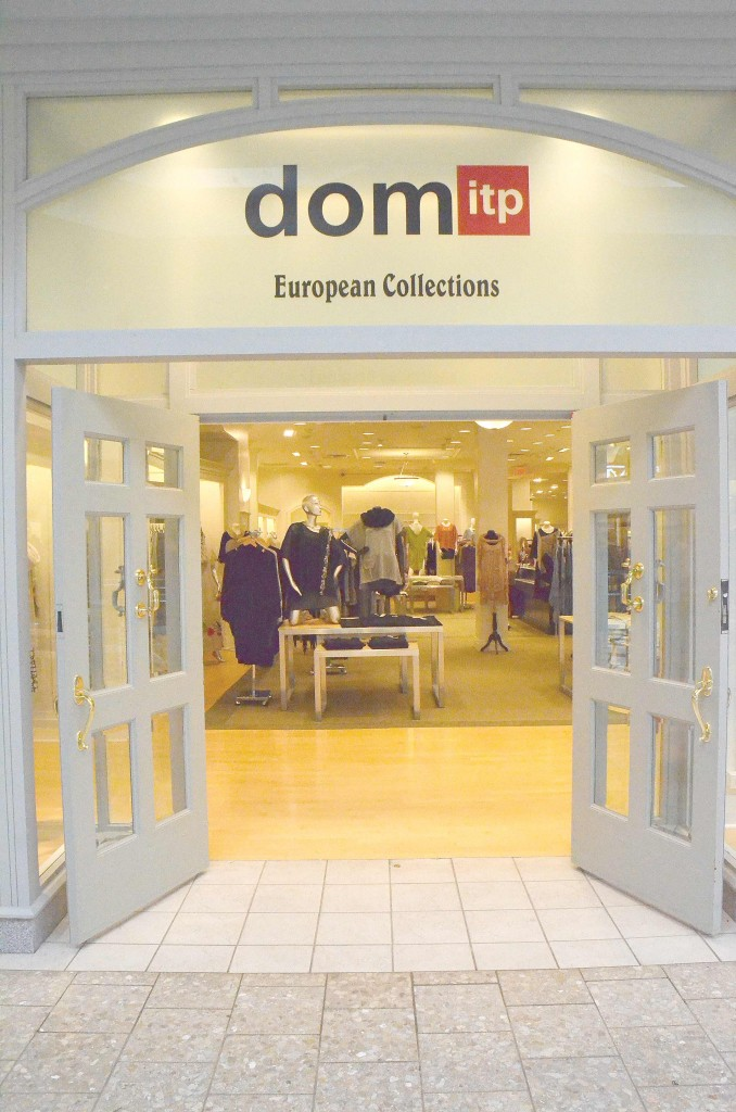 New Woodfield Mall location - Dom itp - Simply the Best from