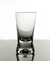 Clear Polish Shot Glasses - 25 ml-0