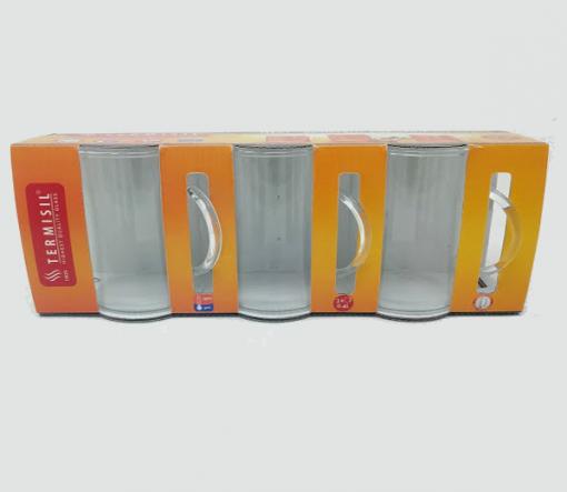 Termisil Straight Glasses - 0.4 L - Set of 3-0