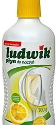 Ludwik Lemon Dishwashing Soap-0