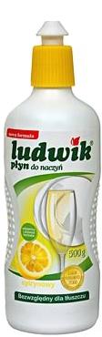 Ludwik Lemon Dishwashing Soap-0