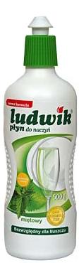 Ludwik Mint Dishwashing Soap-0