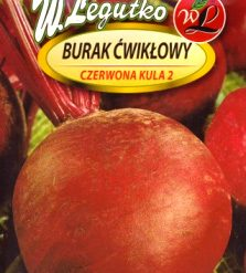 Polish Red Beet Seeds - Burak - Czerwona Kula-0