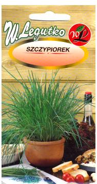 Polish Chives Seeds - Szczypiorek-0