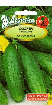 Polish Cucumber Seeds - Ogorek - Basza-0