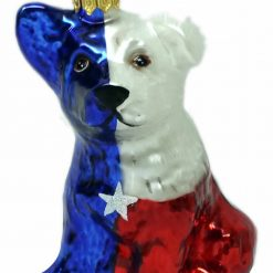 Houston - Texas Dog Ornament (Mys9036403)-0