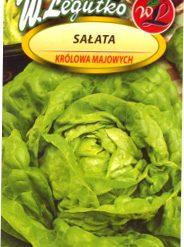 Polish Lettuce Seeds - Salata - Krolowa Majowych-0