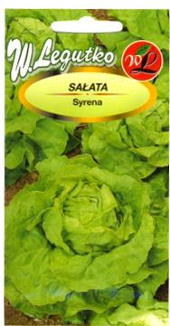 Polish Lettuce Seeds - Salata - Syrena-0