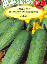 Polish Cucumber Seeds - Ogorek - Julian-0