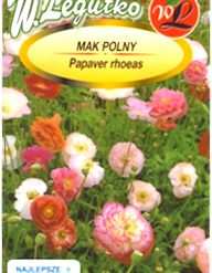 Polish Poppy Flower Seeds - Mak Polny-0