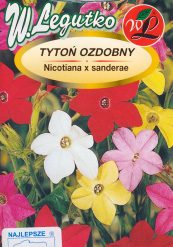 Polish Flowering Tabacco Seeds- Tyton Ozdobny-0