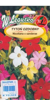 Polish Flowering Tabacco Seeds- Tyton Ozdobny-0
