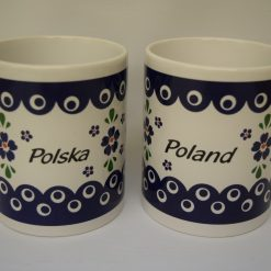 Polska - Poland Mug from Poland - Blue Eye - Country Style-0