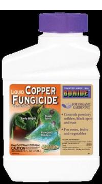 Copper Fungicide Concentrate by BONIDE - 16 oz-0