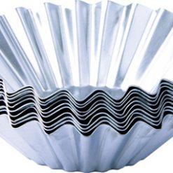 Cupcake Baking Tin Mold Cups - Foremki Babeczki - 50mm-0