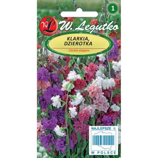 Polish Clakria Mixed Seeds - Klarkia Dzierotka-0