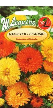 Polish Marigold Seeds - Nagietek Lekarski-0