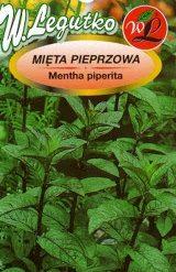 Polish Mentha Seeds - Mieta Pieprzowa-0