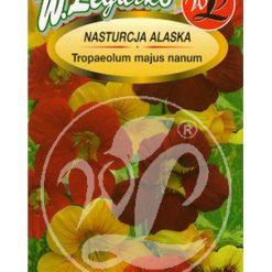 Polish Nasturtium Alaskan Mixed Seeds - Nasturcja - Alaska-0