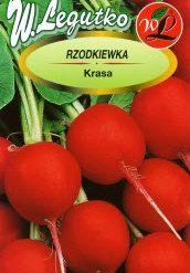 Polish Radish Seeds - Rzodkiewka - Krasa-0