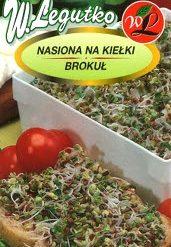 Polish Broccoli Sprouts Seeds - Kielki Brokul-0