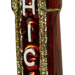 Chicago Sign Ornament (Mys922)-0