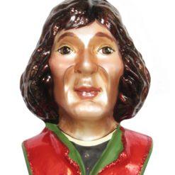 Nicolaus Copernicus Christmas Ornament-0