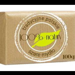 Natural Soap - Tradycyjne Polskie Szare Mydlo-0