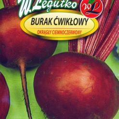 Polish Dark Red Beet Seeds - Burak - Okragly Ciemnoczerwony-0