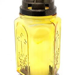 Cemetery Candle - Yellow - Znicz - Z-130-0