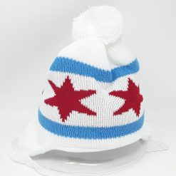 White Chicago Hat-0