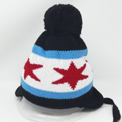 Black Chicago Hat-0