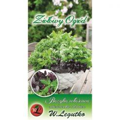 Polish Basil Seeds - Bazylia - Wlasciwa Mieszanka Odmian-0