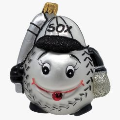 Chicago Southside Baseball Ornament-0