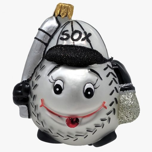 Chicago Southside Baseball Ornament-0