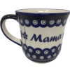 MAMA MUG ,Hand Made in Poland ,400ml ( Bol.1194)-0