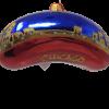 "Chicago Bean – Blue/Gold 4.25"" (MYS1004)-0"