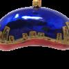 "Chicago Bean – Blue/Gold 4.25"" (MYS1004)-5182"