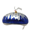 "Chicago Bean – Blue with blue stars 5"" (MYS997)-5187"
