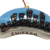 "Chicago Bean – Art/Black 4.25"" (MYS1011)-0"