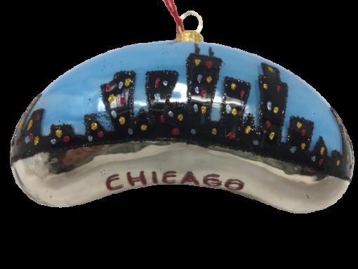 """Chicago Bean – Art/Black 4.25"""" (MYS1011)-0"""