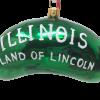 "Chicago Bean – LAN of LINCOLN 4.25"" (MYS1001)-5196"