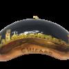 """Chicago Bean –BLACK SKY 4.25"""" (MYS1000)-0"""