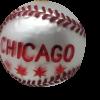 Chicago Baseball WHITESOX Ornament MYS1010-5209