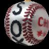 Chicago Baseball WHITESOX Ornament MYS1010-5207