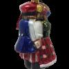 Krakowiak and Krakowianka Couple - Ornament (SEW164)-5219